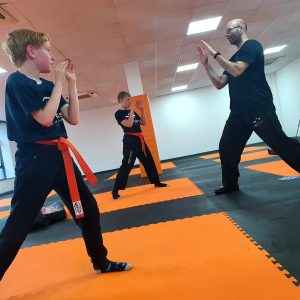 self defence classes for kids