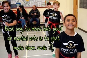 parents guide to martial arts