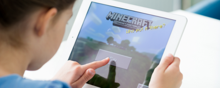 are your kids addicted to minecraft